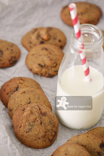 Perfect Chocolate Chips Cookies
