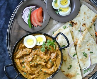 Chicken Bharta /Kolkata Style Chicken Bharta