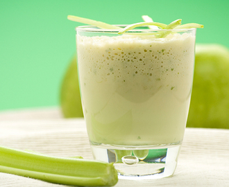 Green Apple Energy Smoothie