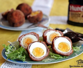 Huevos a la escocesa (Scotch eggs)