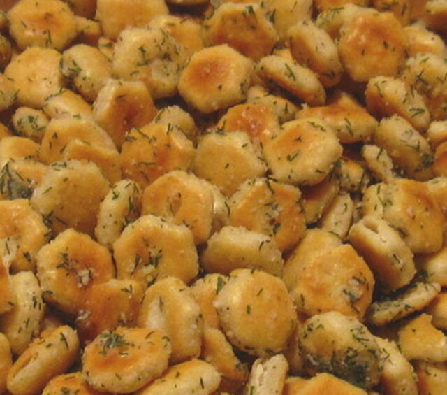 Savory Oyster Crackers – the ultimate Christmas snack
