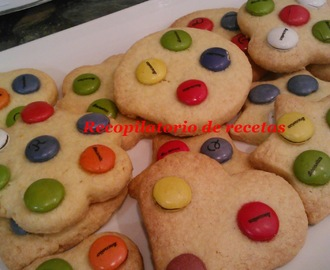 Galletas de lacasitos thermomix