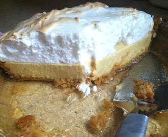 Margaritaville Pie - Wasted Away Goodness like Key Lime with a Gulf Breeze