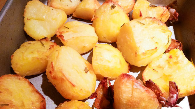 Cooking Tip #15 – The perfect roast potatoes