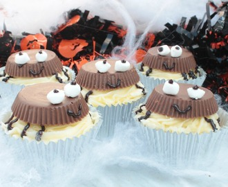 Reese's Spider Halloween Cupcakes And Degustabox Review