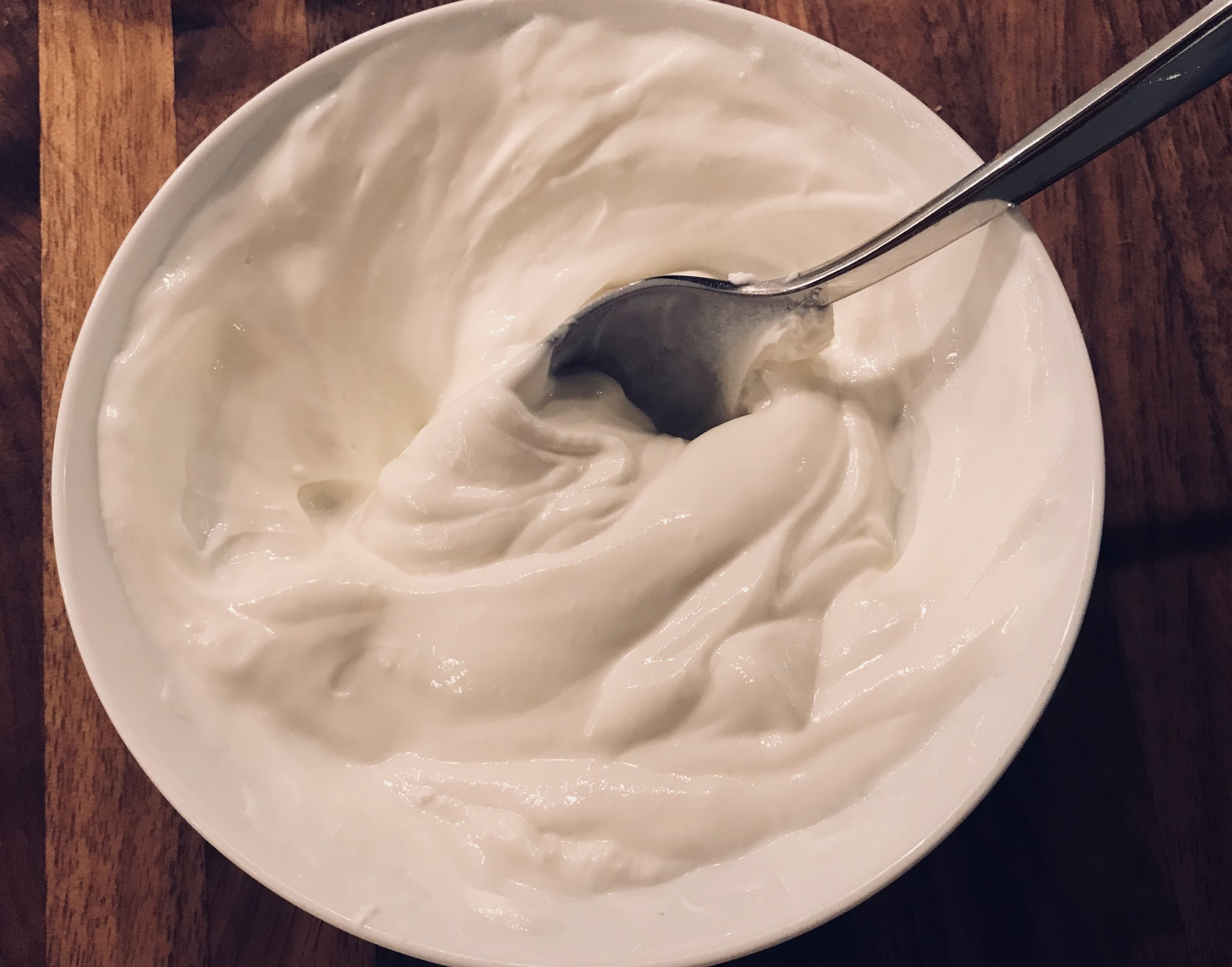 Friday Favorite: Greek Yogurt!