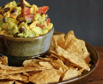 Joe Montana's Touchdown Guacamole/ It's Tailgating Time at #SundaySupper