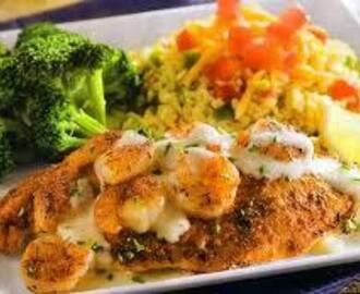 Ruby Tuesdays New Orleans Seafood