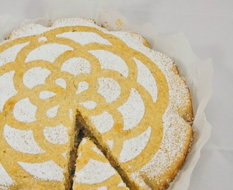 Torta cocco e limone / Lemon and coconut cake recipe