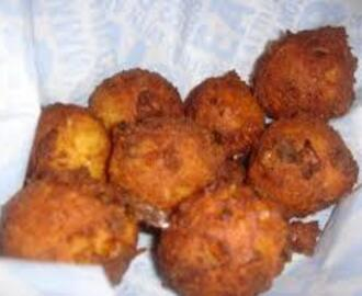 Bubba Gump Hush Puppies