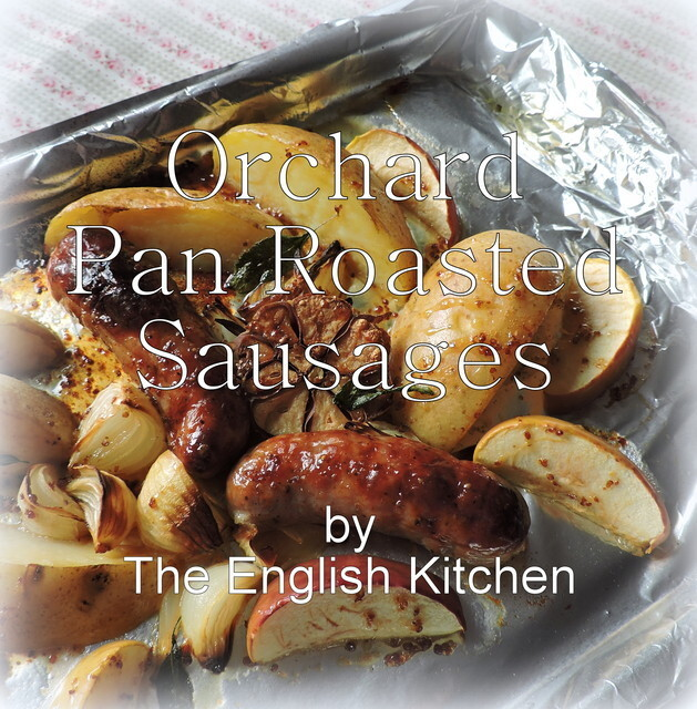 Orchard Pan Roast with Sausages
