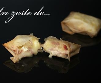 Recettes de entr e chaude avec jambon blanc mytaste for Petite entree sympa