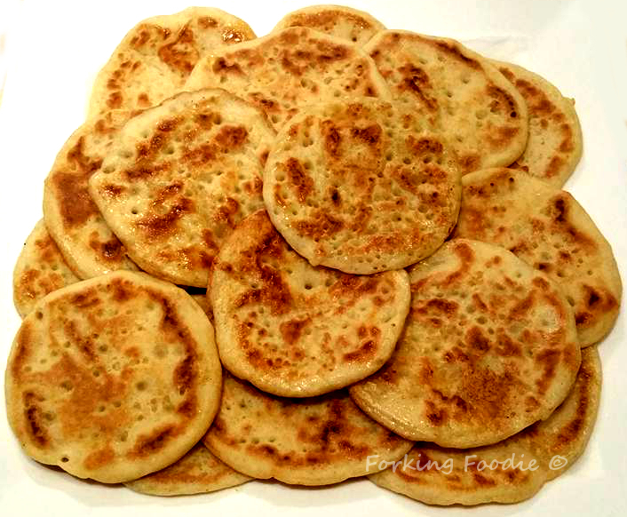 Traditional English Pikelets - Gluten Free
