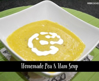 Homemade Pea & Ham Soup – Secret Recipe Club