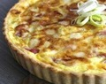 QUICHE LORRAINE ALL'ITALIANA