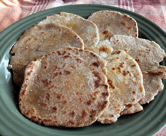 Chapatis Indian flat bread
