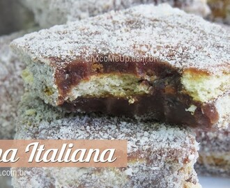 Receita de PALHA ITALIANA | Choco Me Up!