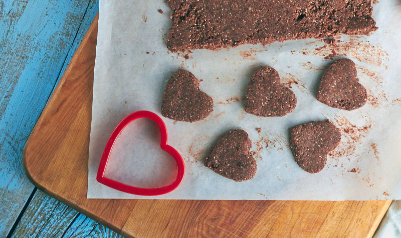 Chocolate Coconut Paleo Crack