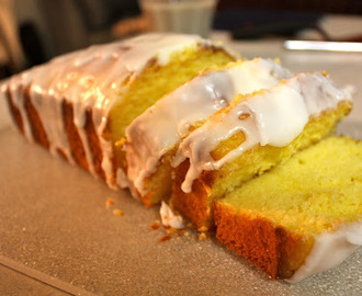Starbucks Iced Lemon Pound Cake (Copycat)