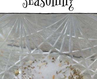 Make Your Own Creole Seasoning