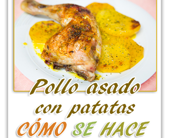Recetas de pechugas de pollo al horno con patatas - Pechugas de pollo al horno con patatas ...