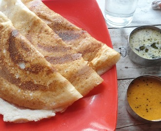 Soya beans Dosai | Soya Beans Crepes | Breakfast Recipe