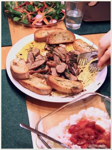Jamie Oliver 30 Minuten Menü Hähnchen Mit Senfsauce Und Ertrunkene
