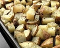 Rancher Garlic Roasted Potatoes
