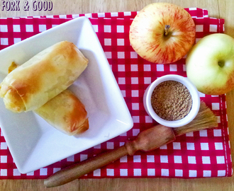 Spiced Apple Pie Rolls & Awards.
