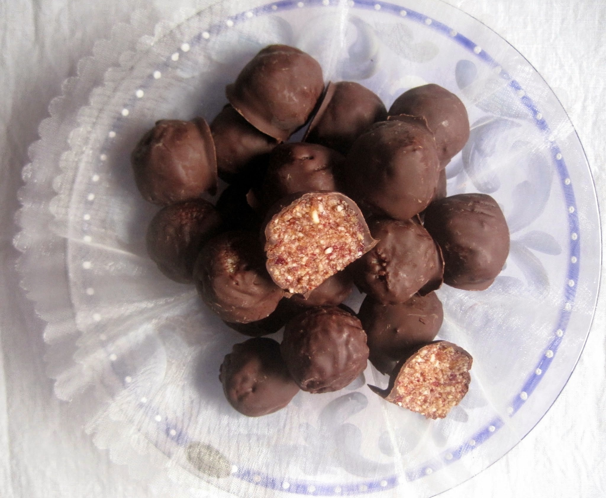 Cioccolatini Vegan - Vegan Chocolate Bon Bons
