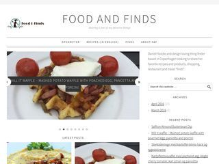 foodandfinds.dk