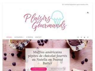plaisirs-gourmands.com