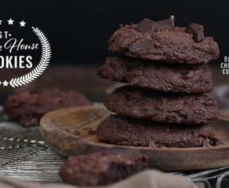 Coffee House Cookies – Double Choc Cookies