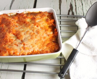 Autumn Cottage Pie