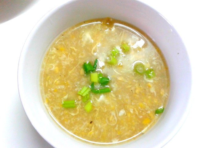 Chinese Egg Drop Soup – Just like your favourite takeaway!