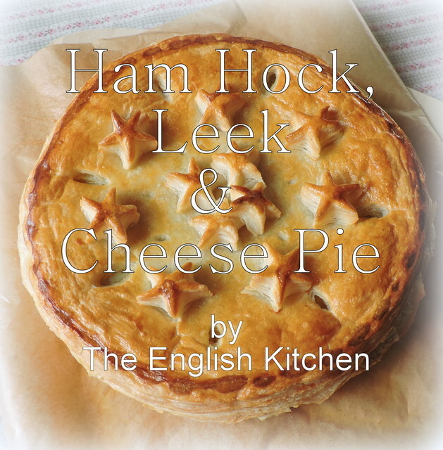 Ham Hock, Leek & Cheese Pie