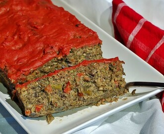 Vegetable [Meat] Loaf (Meatless Monday)