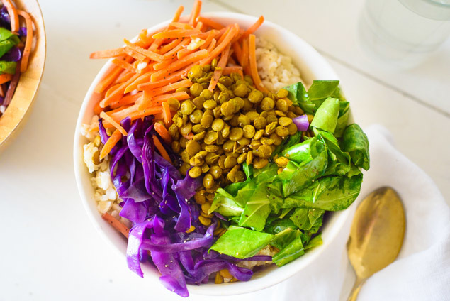 Ayurvedic Buddha Bowl Recipe