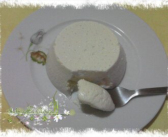Ricotta home made…
