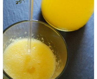 Orangina purement Naturel (thermomix)