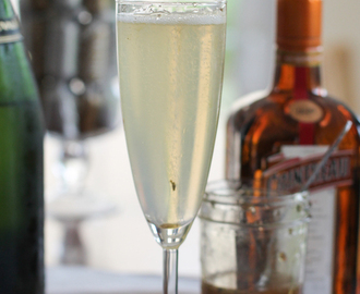 San Permis Sparkling Cocktail #BloggerCLUE