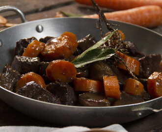 Beef Bourguignon ~ Recipe
