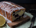 Blueberry & lemon loaf