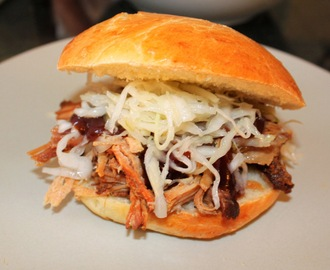 Pulled Pork aus dem Crock-Pot