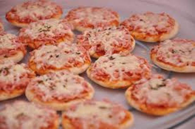 Mini Pizza Super Fácil