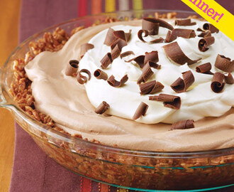 Chocolate Crunch Mud Pie