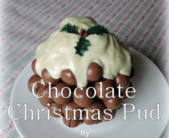 Maltesers Christmas Pudding