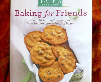 Tate's Bake Shop ~ Baking For Friends ~ a Chocolate Raspberry Tart and a Giveaway