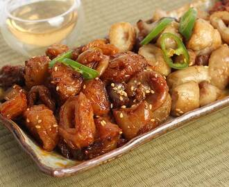 General Tso Chicken Recipe