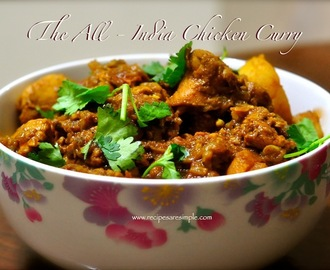 Indian Chicken Curry – Ultimate Recipe Loved by All